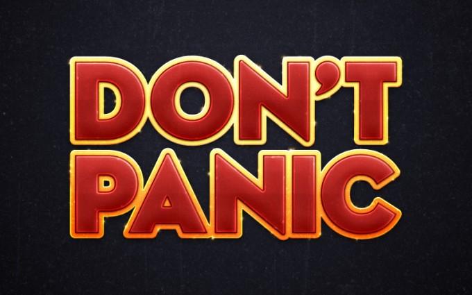 In Vim? Don't Panic